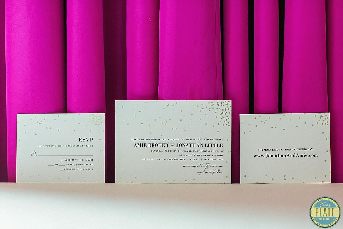 Chelsea Piers, NYC Wedding — Brooklyn and Hudson Valley Wedding ...