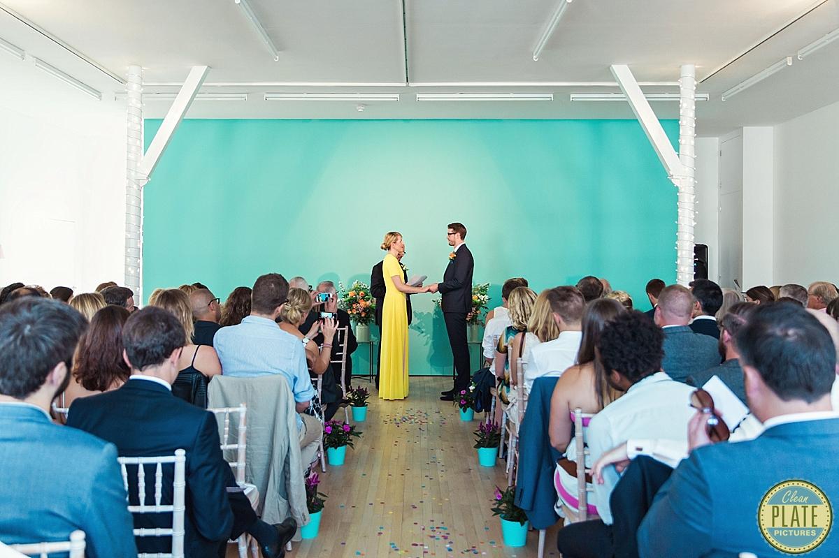 Assembly Point Gallery, London U.K. Wedding — Brooklyn and Hudson ...