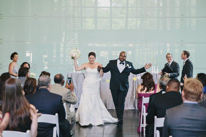 MORRIS MUSEUM, NJ WEDDING <br> Michelle + Larry 1