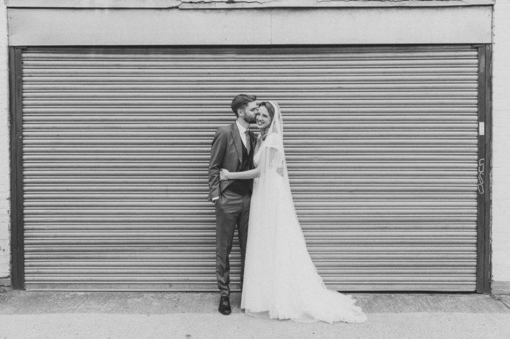 LONDON WEDDING <br> Zelie + Josh 9