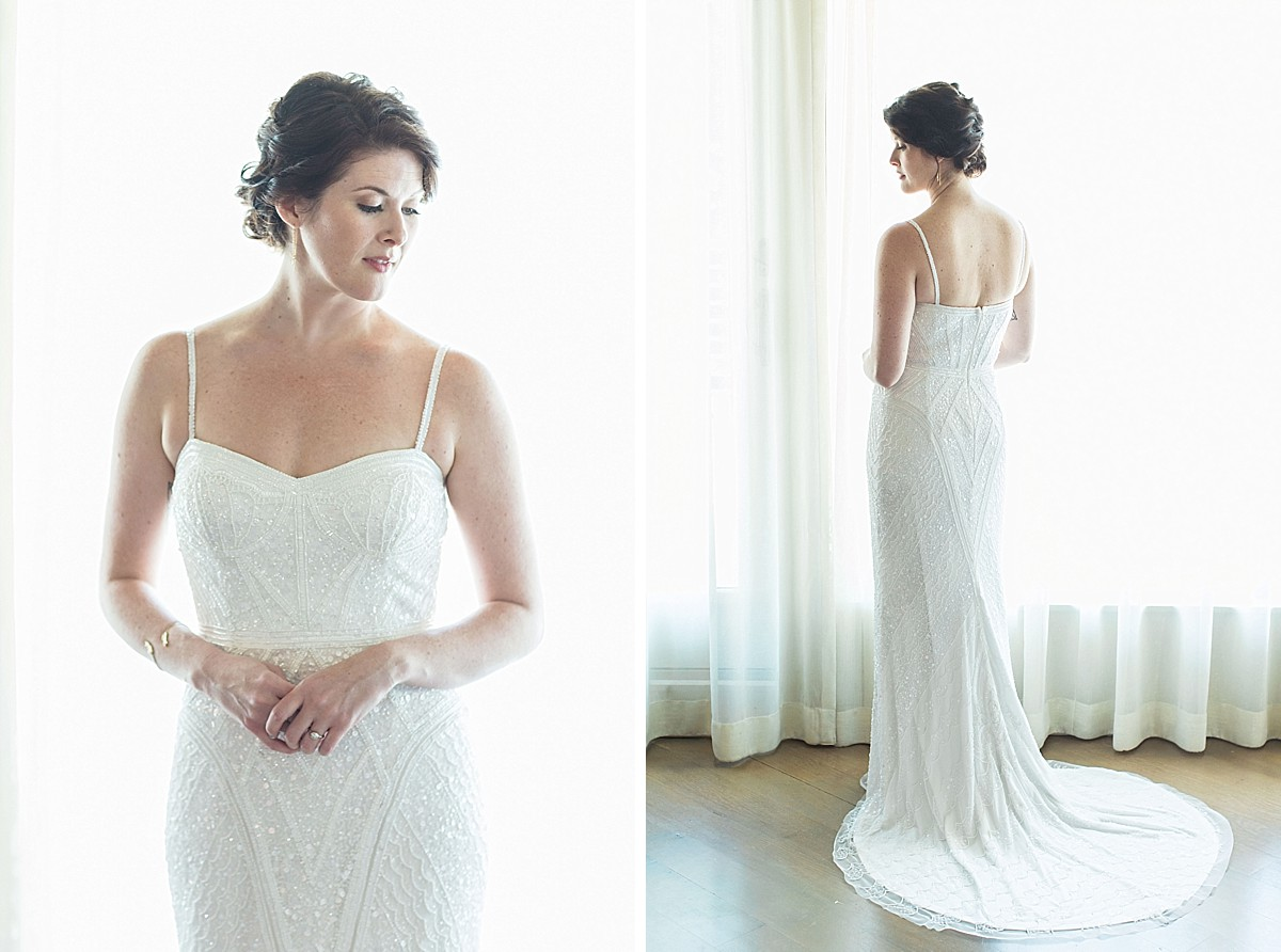 Bridal Portraits at the Roundhouse, Beacon, NY captured by Clean Plate Pictures, Hudson Valley Wedding Photographer