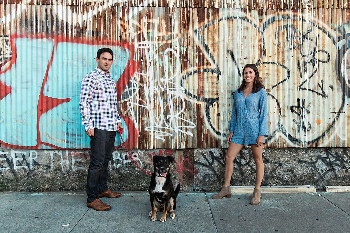 Brooklyn Engagement Session, captured by Clean Plate Pictures, Brooklyn Wedding Photographers