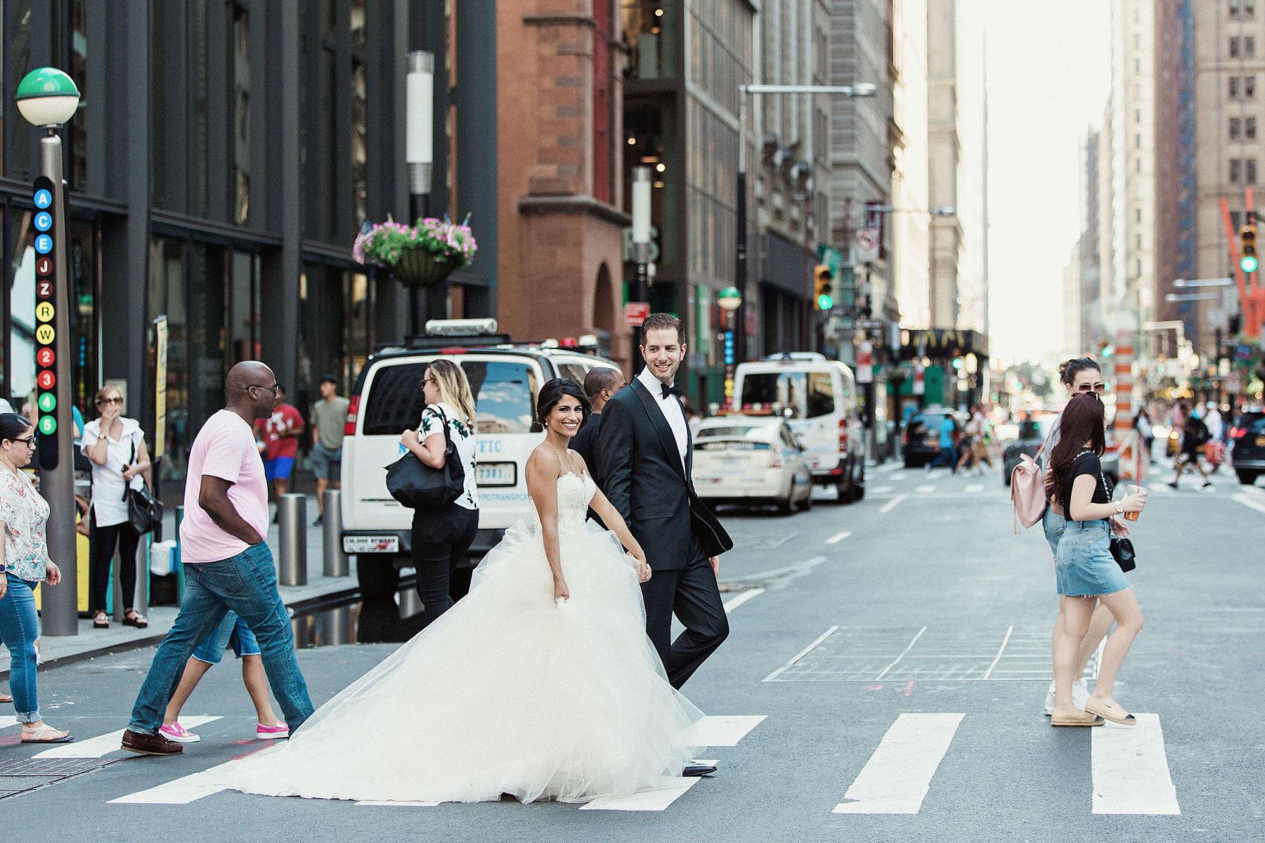 NYC Street Portraits