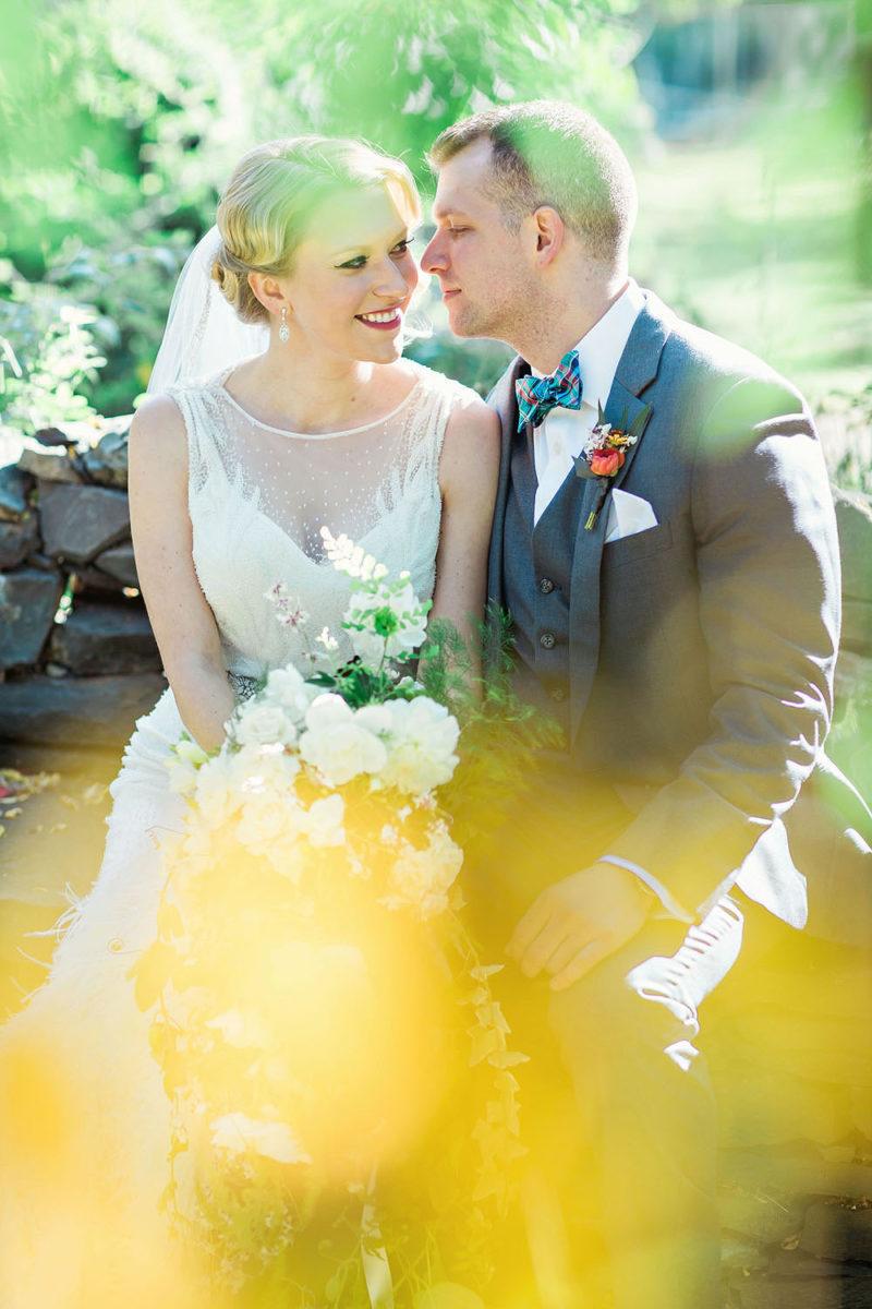 Mountain Gulian Wedding Portraits - Amazing Hudson Valley Wedding Photographers