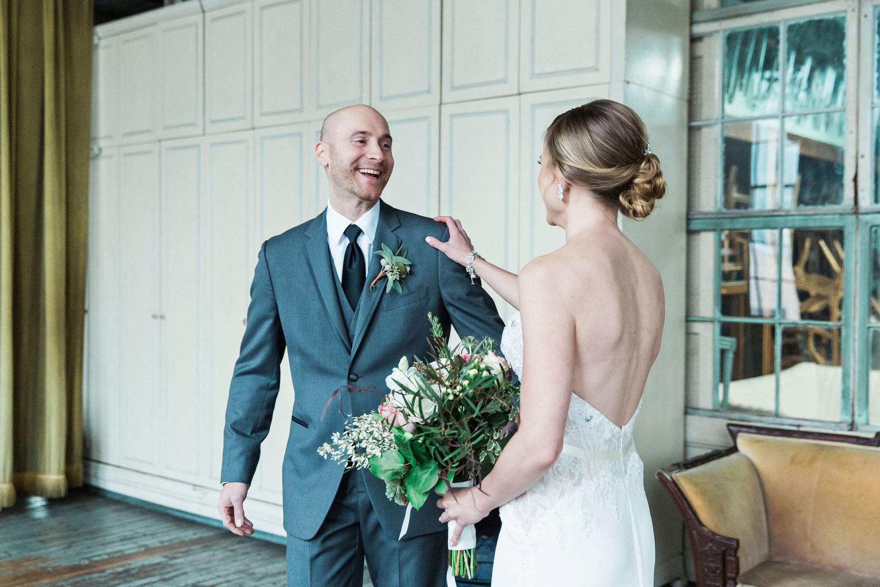 Metropolitan Building Wedding - NYC Wedding Photographers