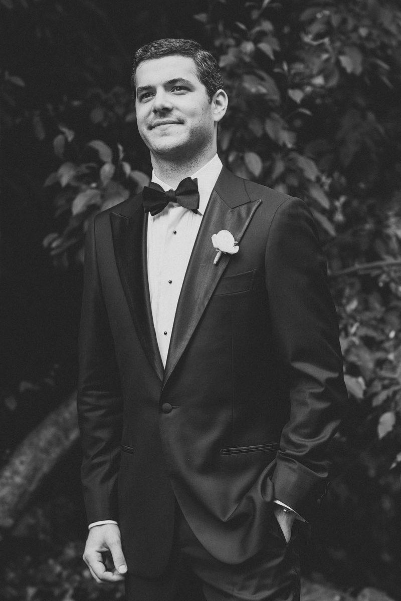 Grooms Portraits - Top Brooklyn Wedding Photographers