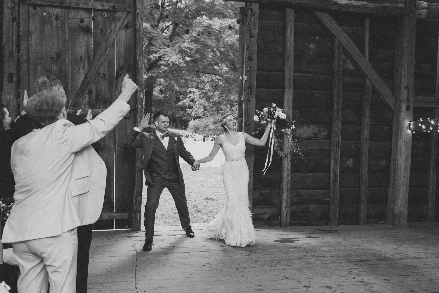 Mount Gulian Wedding Reception Intro Photos - Hudson Valley Wedding Photographer