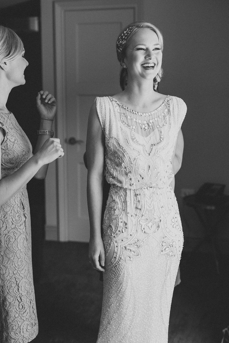 1920s Wedding Pictures - Hudson Valley Wedding Photographer
