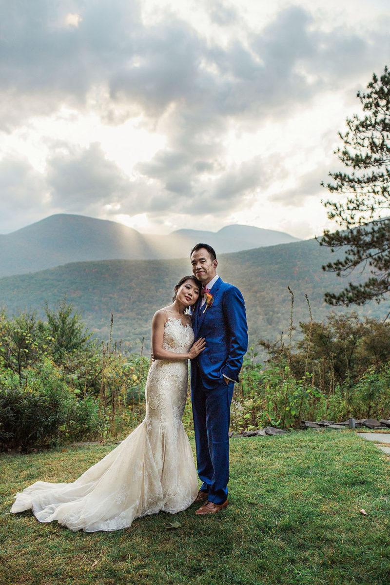 Onteora Mountain House Wedding Photography